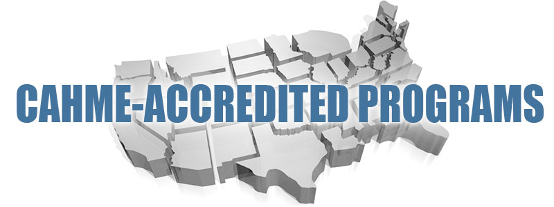 Accredited Healthcare Administration Programs by State